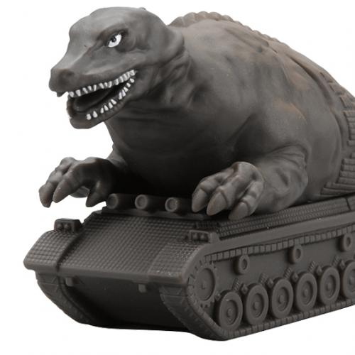 ウルトラマングッズならお任せ 低価格化 ウルトラショップ ウルトラ怪獣シリーズ 恐竜戦車64 プレゼント 戦車怪獣