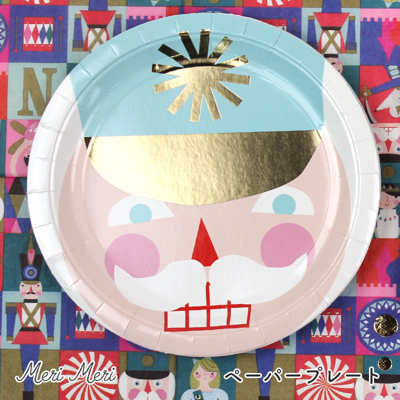 It is paper plate / The Nutcracker [merimeri/ with a groaning sound] & mirliton63 | Rakuten Global Market: Ballet Twinkle Toes paper plate ...