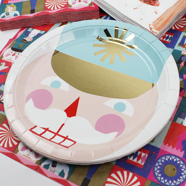 ?There is the paper plate of the square too??  sc 1 st  Rakuten & mirliton63 | Rakuten Global Market: Ballet Twinkle Toes paper plate ...