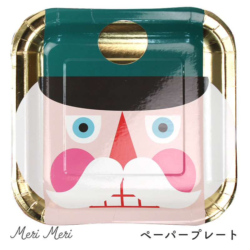 It is paper plate / The Nutcracker [merimeri/ with a groaning sound] & mirliton63   Rakuten Global Market: Ballet Twinkle Toes paper plate ...
