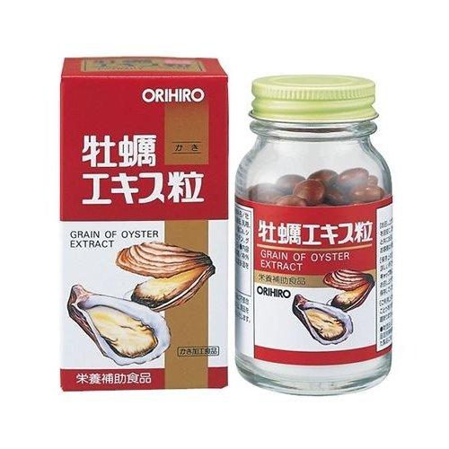 オリヒロ 牡蠣エキス粒 120粒 24個