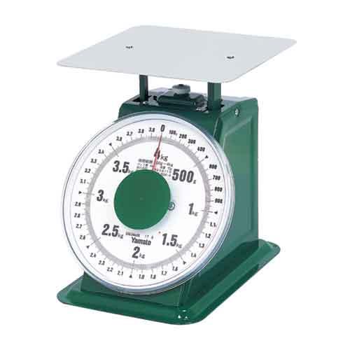 大和・普及型上皿はかり4kg・SDX-4