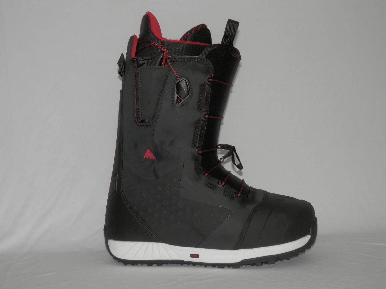 2018年モデル Burton Ion Asianfit Black/Red 正規品につき1年間のメーカー保証付き