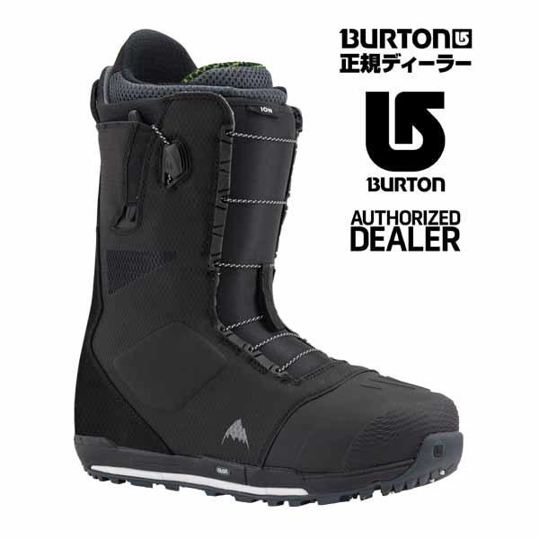 2016年モデル Burton Ion Asianfit Black/Siate 正規品につき1年間のメーカー保証付き
