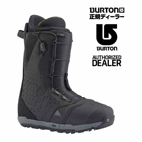 2017年モデル Burton Ion Asianfit Black 正規品につき1年間のメーカー保証付き