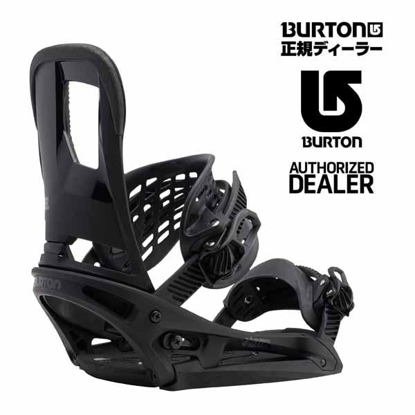2017年モデル BURTON CARTEL EST BLACK 正規品につき2年間のメーカー保証付き