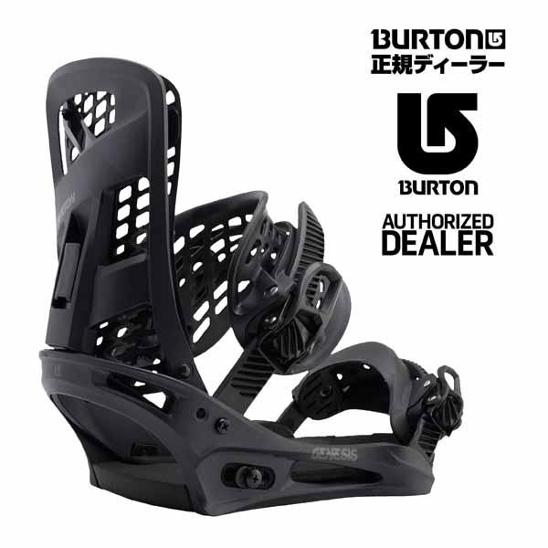 2017年モデル BURTON GENESIS Re:Flex BLACK正規品につき2年間のメーカー保証付き