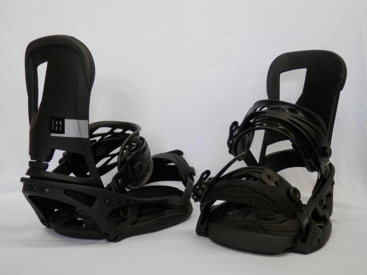 2019年モデル BURTON CARTEL EST BLACK 正規品につき2年間のメーカー保証付き