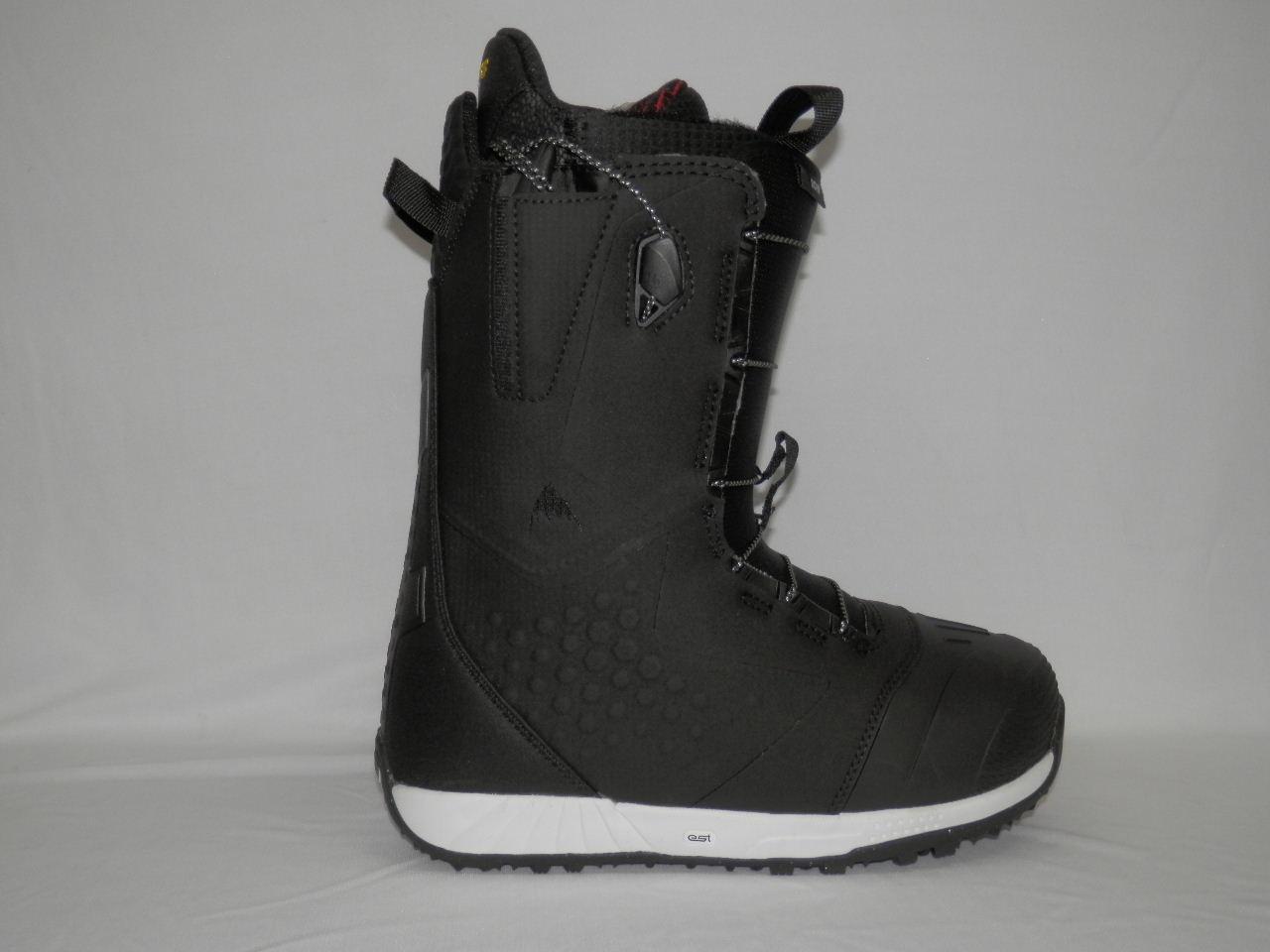 2019年モデル Burton Ion Asianfit Black 正規品につき1年間のメーカー保証付き