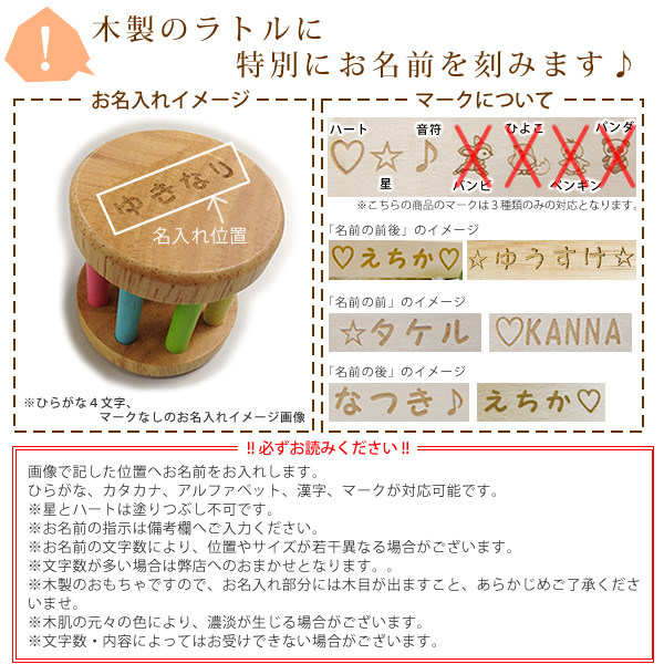 Mirukuru rakuten global market baby name put next business day not a special personalized baby gift set with the rest negle Image collections