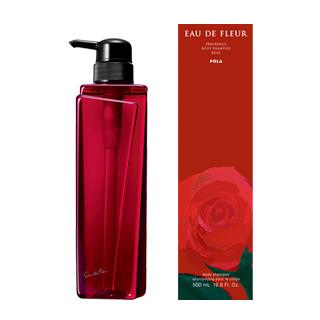 POLA 花语沐浴露(玫瑰) 500mL