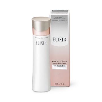 资生堂 Elixir怡丽丝尔 WHITE 美白化妆水 C II (滋润) 170ml