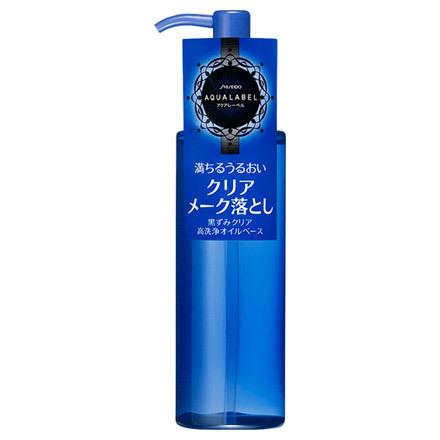 资生堂Aqua标签深的清除油洗涤(制造丢落)150ml