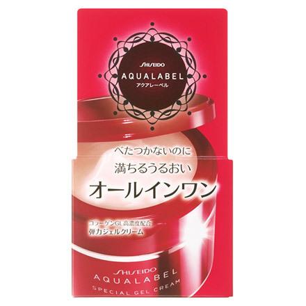 #資生堂Aqua標簽特別凝膠奶油(90g)