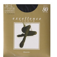 kaneboekuserensu excellence TIGHTS 80 M-L