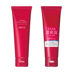 Shiseido AQUA LABEL MILKY MOUSSE FOAM 130g