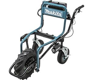 [送料後連絡] 長尺・重量指定商品 Makita|マキタ 18V充電式運搬車のみ CU180DZ [バッテリ・充電器別売]