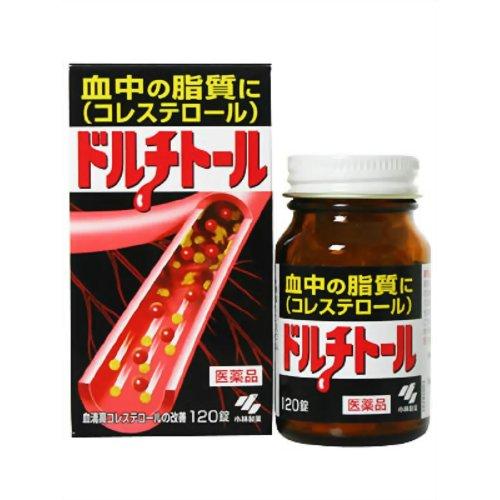 【第3類医薬品】ドルチトール [120錠] ×5個セット