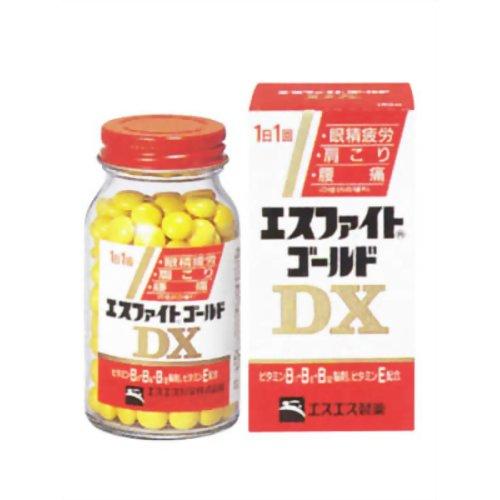 【第3類医薬品】エスファイトゴールドDX [90錠] ×10個セット