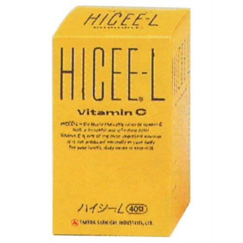 【第3類医薬品】ハイシーL えるケース添付 [40錠] ×8個セット
