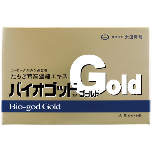 【数量限定】太田胃散 バイオゴッドゴールド 30袋