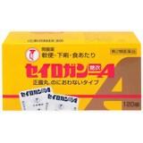 【第2類医薬品】大幸 セイロガン糖衣A PTP 120錠 ×3個セット