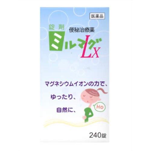【第3類医薬品】錠剤ミルマグLX [240錠] ×7個セット