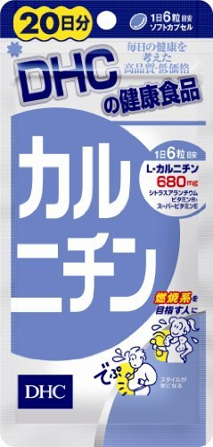 DHC カルニチン 20日分 価格交渉OK送料無料 100粒 ☆最安値に挑戦