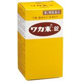 【第2類医薬品】 クラシエ ワカ末錠 300錠 ×4個セット