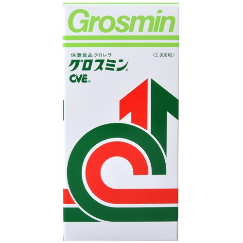 【数量限定】グロスミン 2000粒【サンプル500粒[10粒x50包]付き】