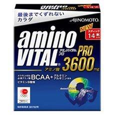 アミノバイタルプロ 3600 [4.5g×14本] ×5箱セット