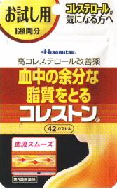 【第3類医薬品】コレストン [42カプセル] ×10個セット【セルフメディケーション税制対象商品】