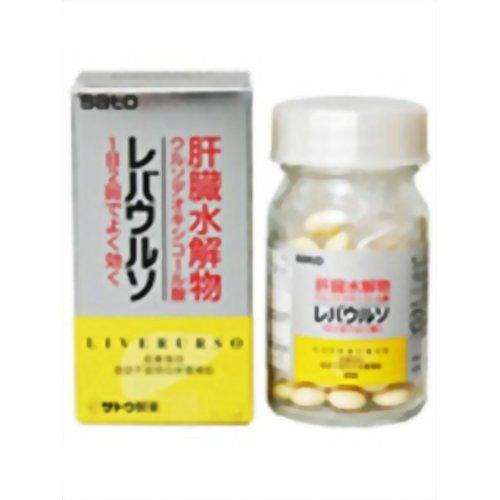 【第3類医薬品】レバウルソ [180錠] ×5個セット