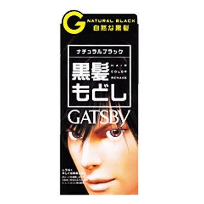<title>爆安プライス 医薬部外品 ギャツビー ターンカラー ナチュラルブラック</title>