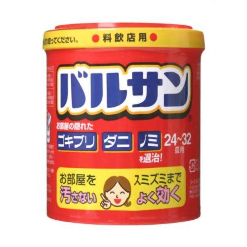 【第2類医薬品】バルサン 100g 24-32畳用 ×5個セット