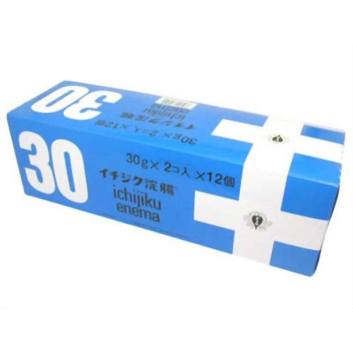 【第2類医薬品】イチジク浣腸30 30g2個入×12箱 ×5個セット
