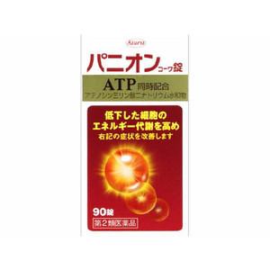 【第2類医薬品】パニオンコーワ錠 90錠 ×4個セット