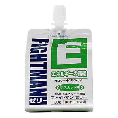 ファイトマン ゼリー[エネルギー] 180g 3ケース90個セット【他商品同梱不可】