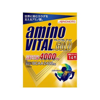 味の素 アミノバイタル GOLD [14本入]×5箱セット