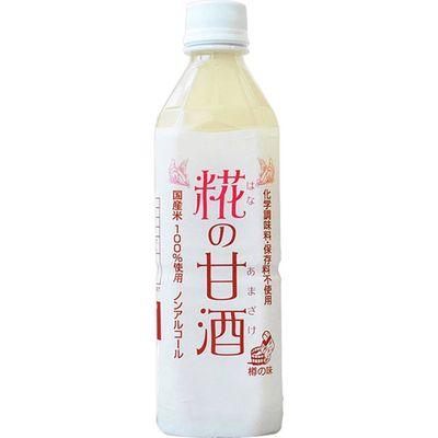樽の味 糀の甘酒 500mL 36本セット【他商品同梱不可】