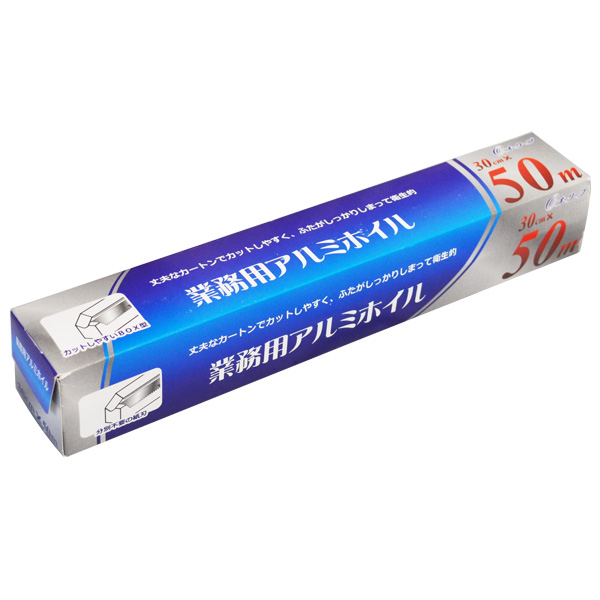 <title>オーリーブ 即日出荷 業務用アルミホイル 30×50m</title>