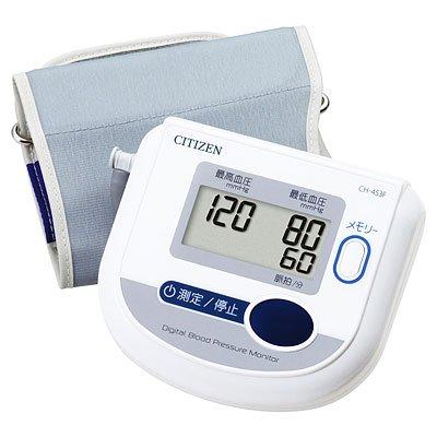 公民的手臂风格血压监视器 CH453F