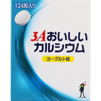 フジックス 3Aおいしいカルシウム 約124粒 6個セット 最安値に挑戦 売れ筋ランキング