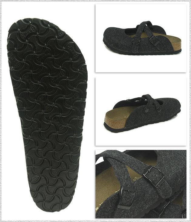 Birki's building key ROWLEY sandals Raleigh (durian) DARK GRAY (353093 FW08) /BIRKENSTOCK ビルケンシュトックレディース fs3gm