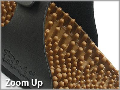 Birki 的比尔基超级 NOPPY 凉鞋 スーパーノッピー 黑色 056791) 写信写信女式男士 fs3gm