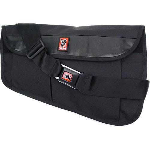 Chrome Bags Flux Utility Bag Black Cr120bkbk00 Fs3gm