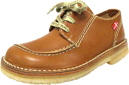 duck feet/DUNSKE ダックフィート/ダンスク DN2010 シューズ BROWN 靴 【コンビニ受取対応商品】