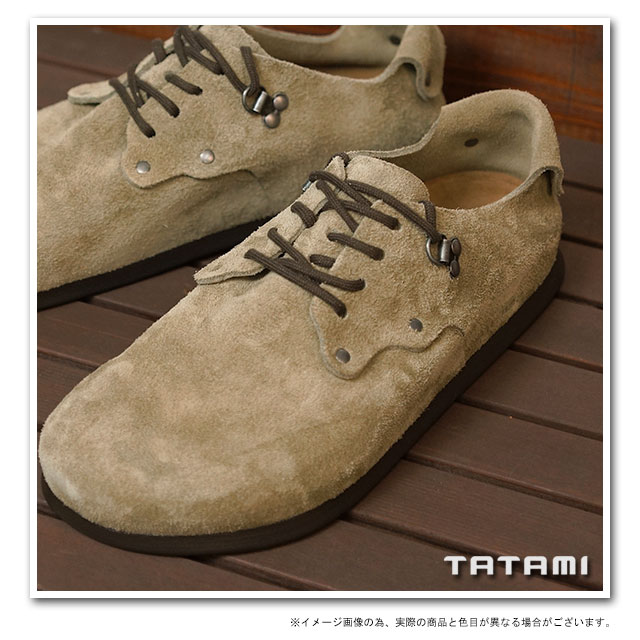 TATAMI tatami shoes Shannon Shannon ( suede ) ( BM867501 ) taupe /BIRKENSTOCK by Birkenstock men's fs3gm