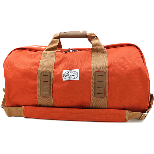 Poler Polar The Duffalufus Duffel Bag Burnt Orange Fw13 Fs3gm