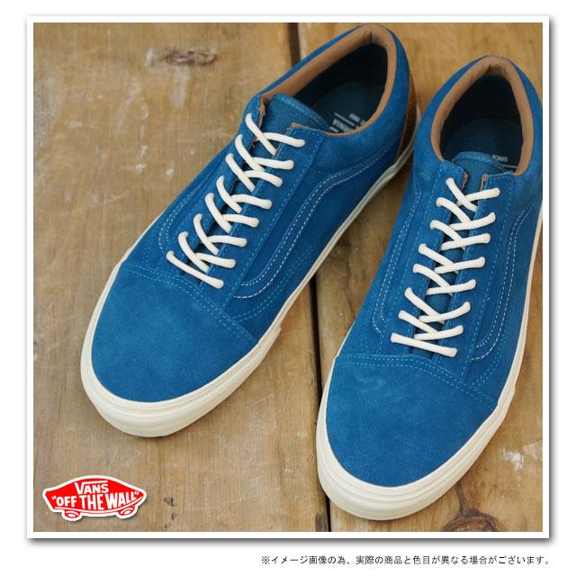VANS vans sneakers CALIFORNIA OLD SKOOL REISSUE CA California old school (2 TONE) ?BLUE SAPPHIRECATHAY SPICE (VN 0KW79S5 HO13) fs3gm